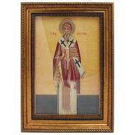 Sveti Spiridon (38x30) cm