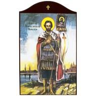 Sveti Aleksandar Nevski (38x24) cm