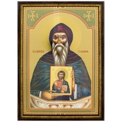 Sv. Alimpije Stolpnik (33x23,5) cm