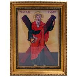 Sv. Andrej Prvozvani  (38x30) cm