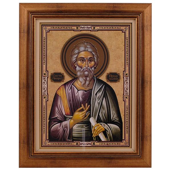 Sv. Andrej Prvozvani (40x31.5) cm