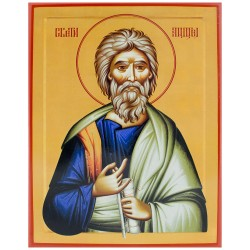 Sv. Andrej Prvozvani (31.5x24) cm