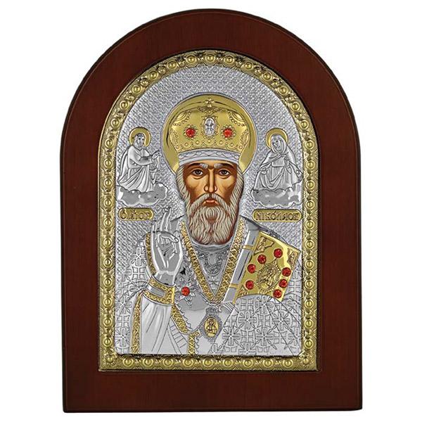Sveti Nikola (9,5x7,5) cm