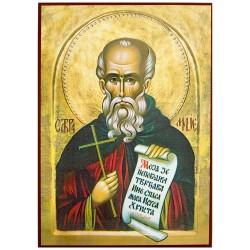 Sveti Nikola (33x24) cm