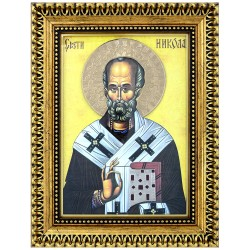 Sveti Nikola  (39x30) cm