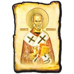 Sveti Nikola (8x5) cm