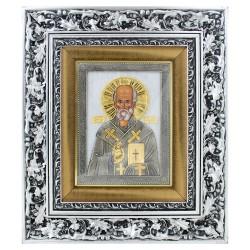 Sveti Nikola  (50x44) cm
