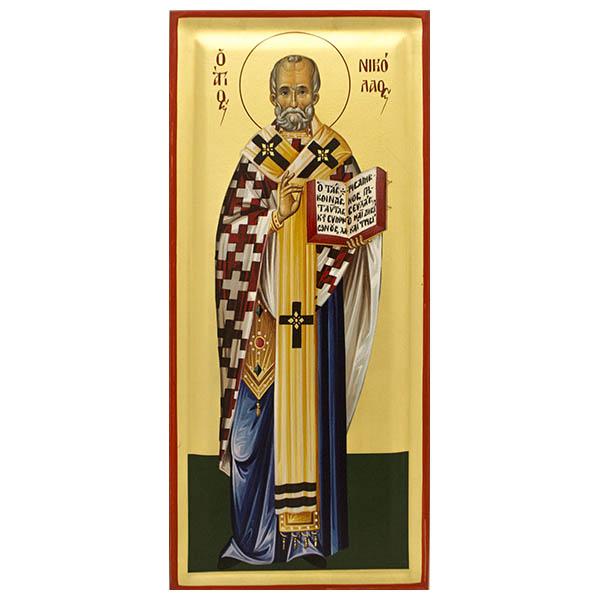 Sveti Nikola (40x18) cm
