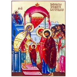 Vavedenje presvete Bogorodice   (34x24) cm