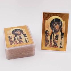 Presveta Bogorodica - plastificirana ikona, 50 komada