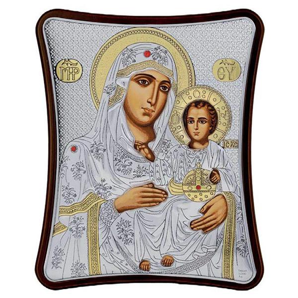 Bogorodica Jerusalimska (15x12,5) cm