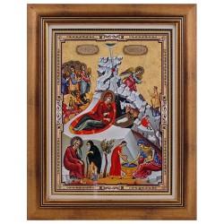 Rođenje Hristovo - Božić (40x31.5) cm