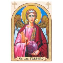 Sveti Arhanđel Gavrilo, ikone za sveće