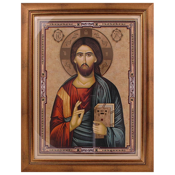 Gospod Isus Hrist (49.5x38.5) cm