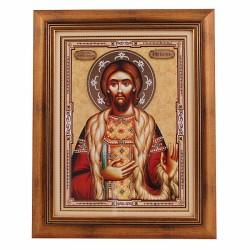 Sv. Aleksandar Nevski (40x31.5) cm
