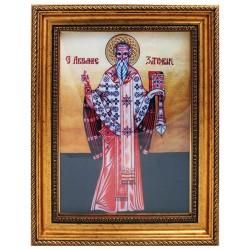 Sv. Avramije Zatvornik (38x30) cm