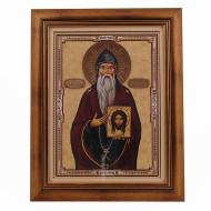 Sveti Alimpije Stolpnik (40x32) cm