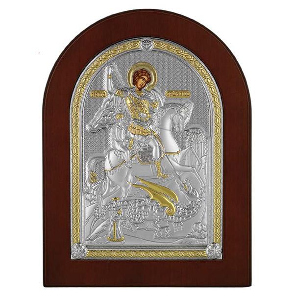 Sveti Đorđe (24x18) cm