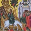 Ulazak Gospoda Isusa Hrista u Jerusalim - Cveti