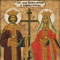 03. Sveti car Konstantin i carica Jelena
