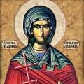 30. Sv. velikomučenica Marina - Ognjena Marija