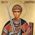 08. Sv. Dimitrije - Mitrovdan