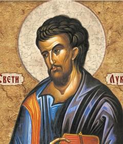 31. Sv. apostol i jevanđelist Luka- Sv. Petar Cetinjski