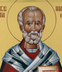 Sveti Nikola čudotvorac