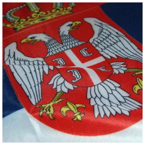 Zastava Srbije (150х100) cm
