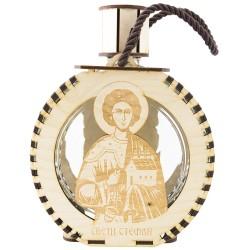 Staklena čutura - Sveti Stefan