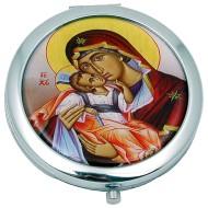 Ogledalce sa ikonom (različiti sveci)