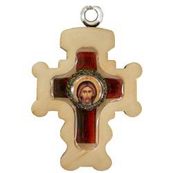 Privezak za ključeve - drveni