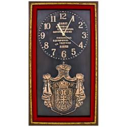 Sat sa ikonom (GRB Srbije)