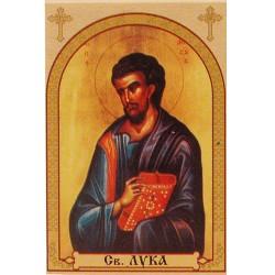 Sv. Luka, ikone za sveće