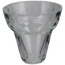 Čaša za kandilo (9,5x9) cm