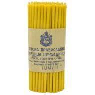 Sveće od pčelinjeg voska 100/1 (1 kg)