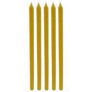 Sveće od pčelinjeg voska 5/1 (1 kg)