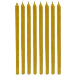 Sveće od pčelinjeg voska  8/1 (1 kg)